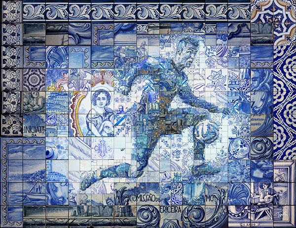 Cristiano Ronaldo by Charis Tsevis 02