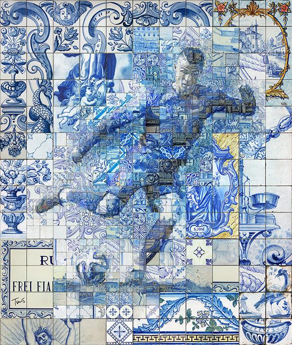 Cristiano Ronaldo by Charis Tsevis 03