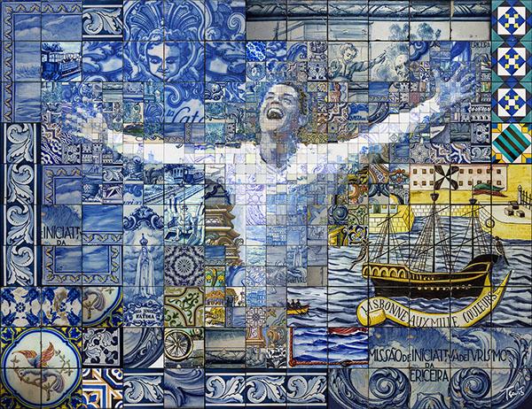 Cristiano Ronaldo by Charis Tsevis 05