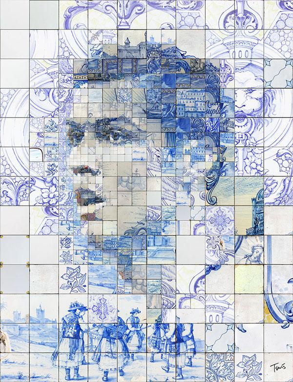 Cristiano Ronaldo by Charis Tsevis 06