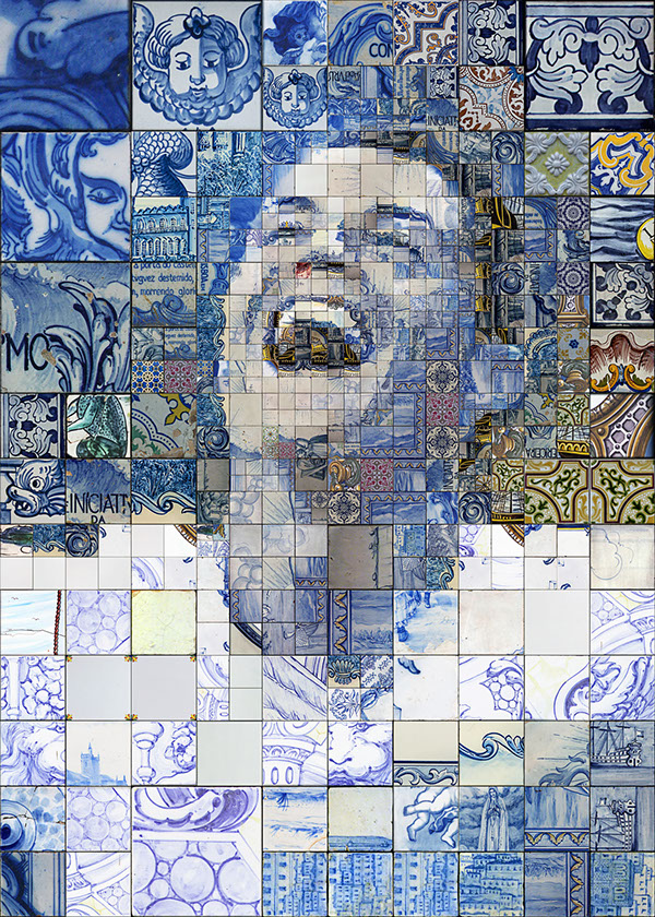 Cristiano Ronaldo by Charis Tsevis -detail 15