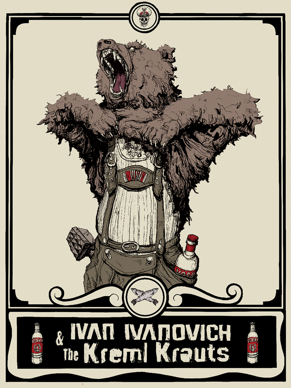 Ivan Ivanovich & the Kreml Krauts-1