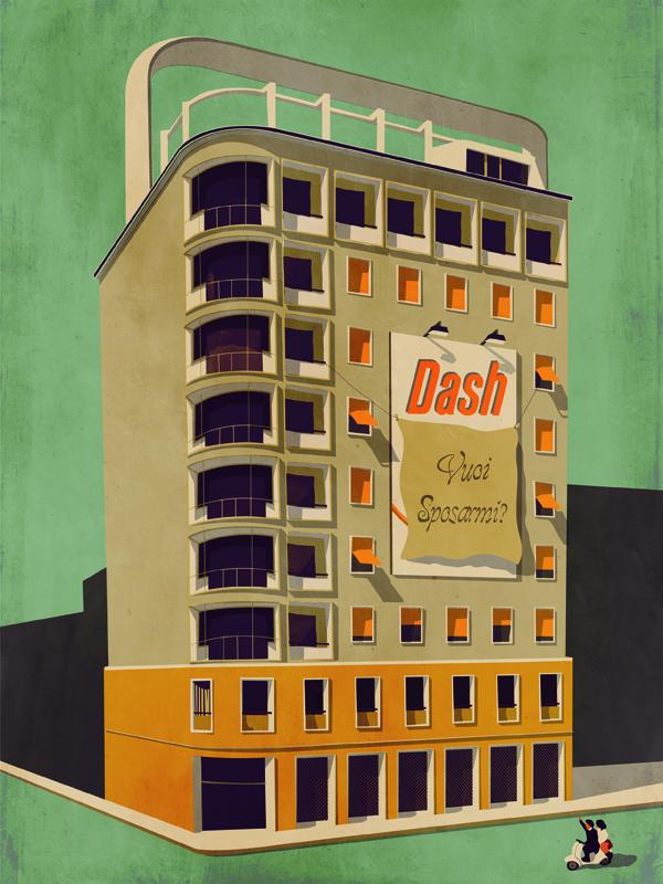 palazzo by Giordano Poloni