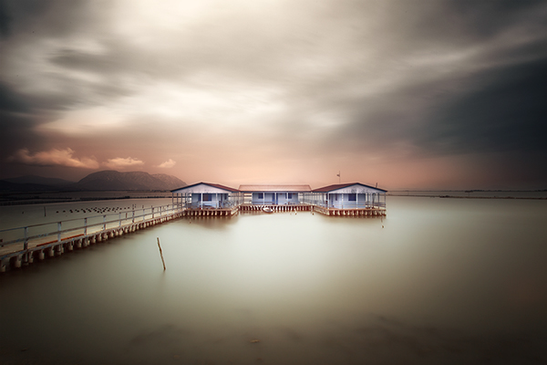 Vassilis Tangoulis - Waterland in color