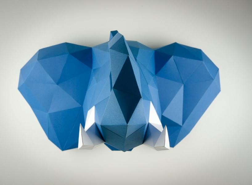 Papertrophy Elephant 818
