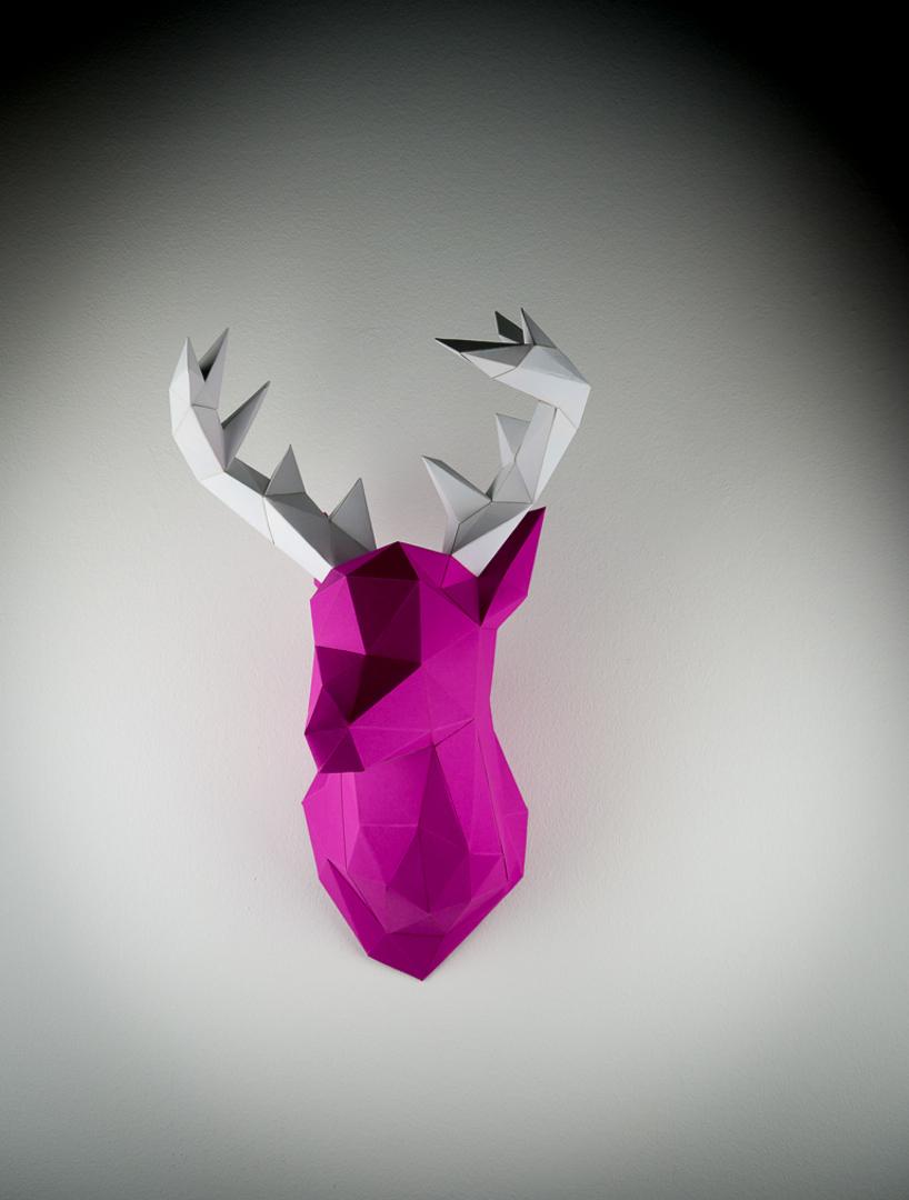Papertrophy elk pink 818