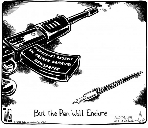 Tom Toles, The Washington Post