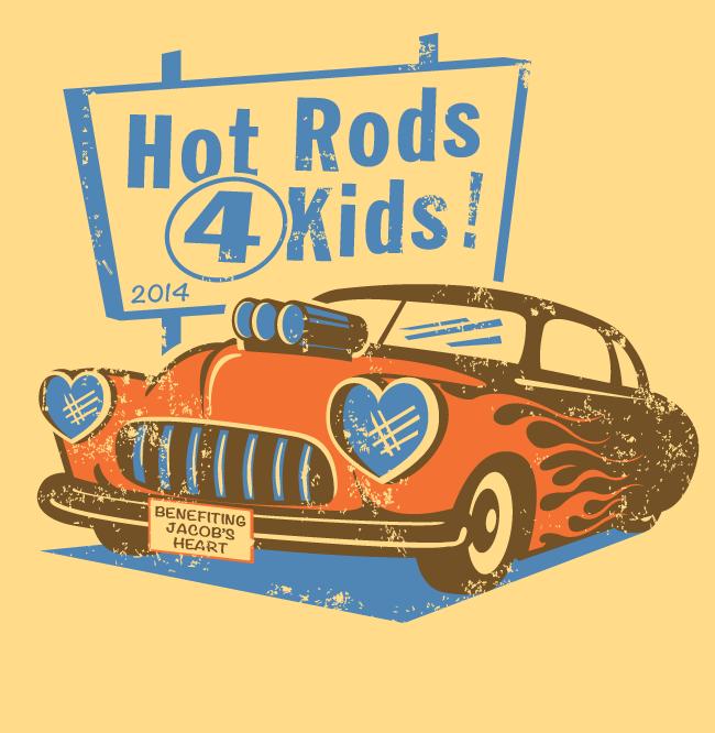 HotRods4KidsTee