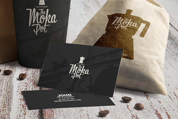The Moka Pot Identity 6