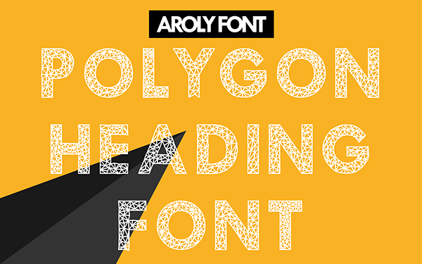 AROLY FONT-1