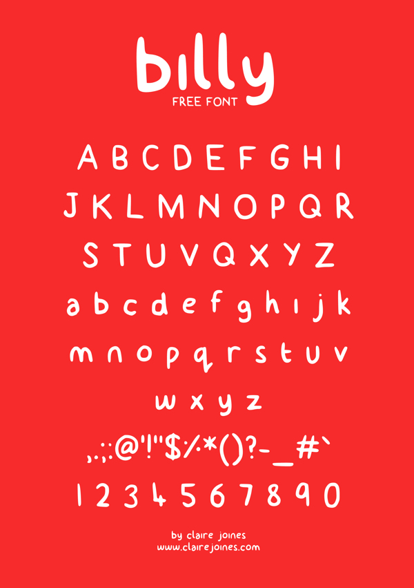 Billy Font-1