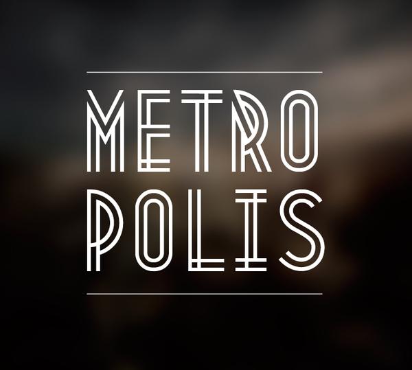 Metropolis 1920 Font-1