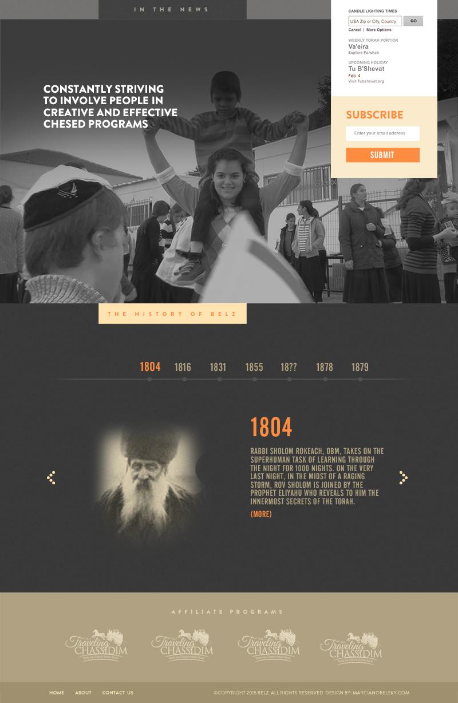 BELZ_homepage
