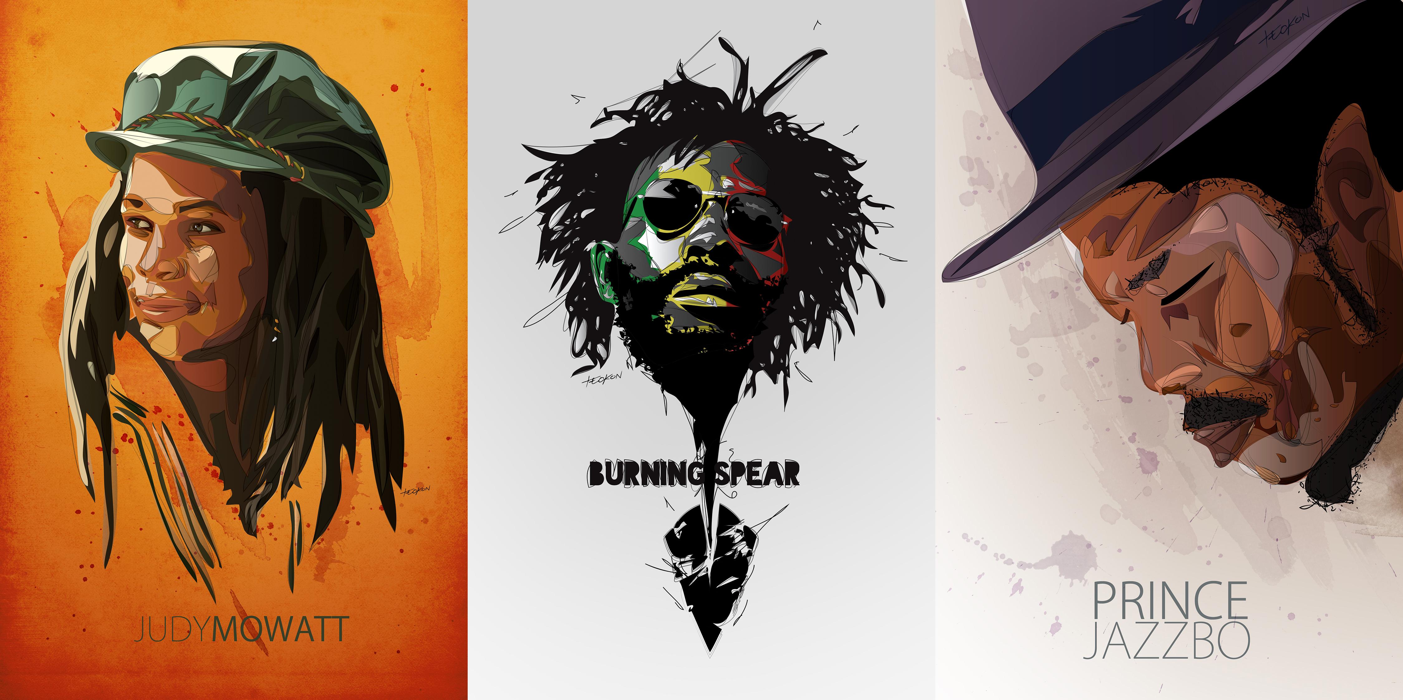 reggae.portraits