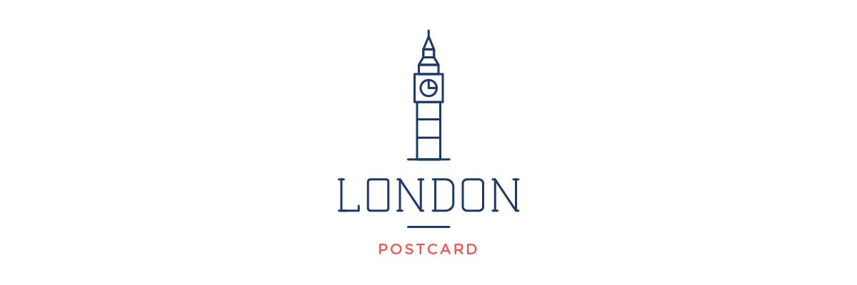 London-postcard-set-1