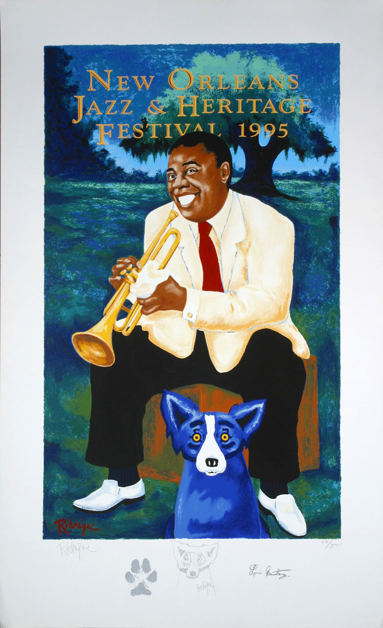 1995-George Rodrigue