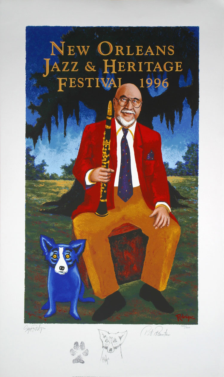 1996-George Rodrigue