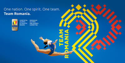 Rebranding of the Romanian Olympic and Sports Committee