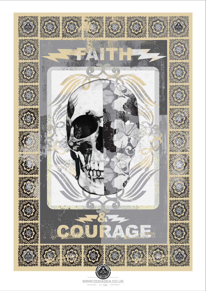 faith and courage