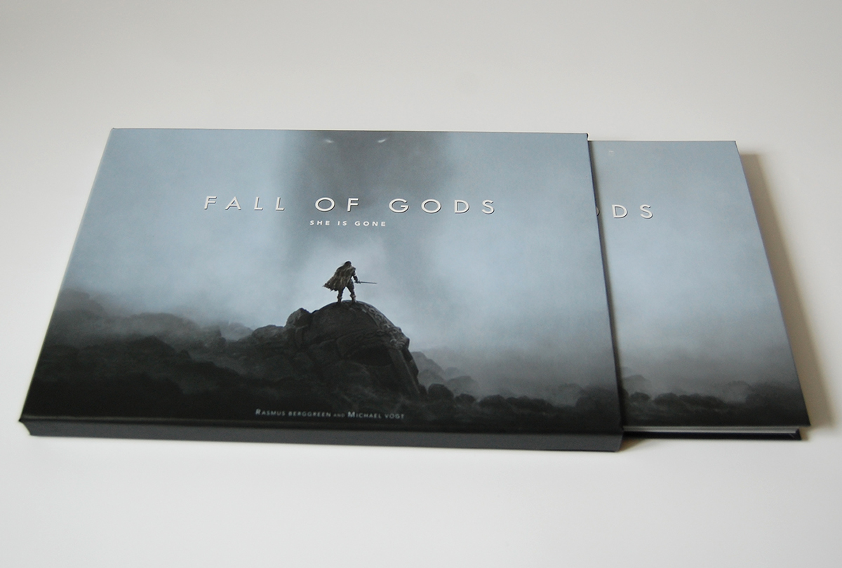 Fall of Gods - Illustraned Novel - img-01