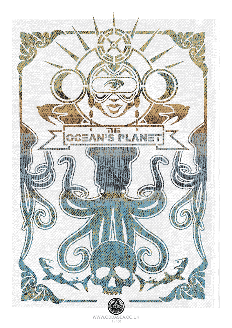 oceans planet