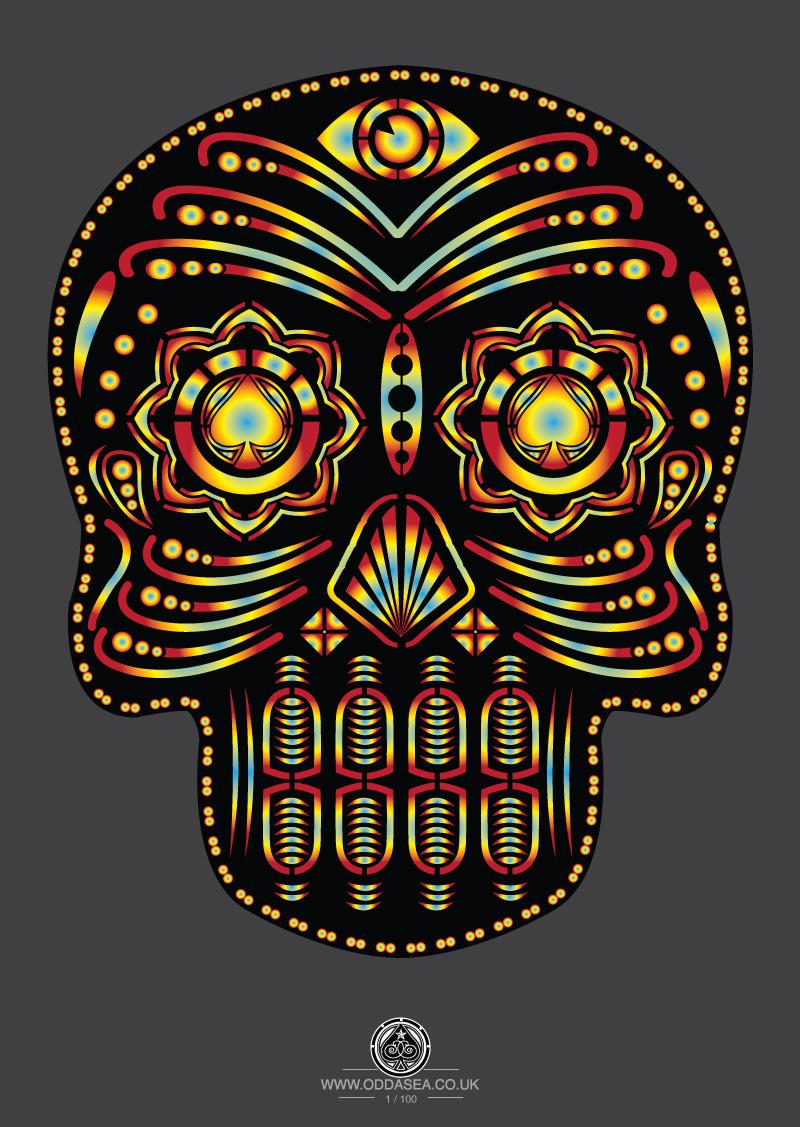 techni skull