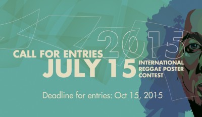 Poster Call for Entries | International Reggae Poster Contest