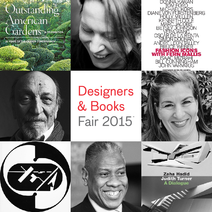 Designers & Books Fair 2015™