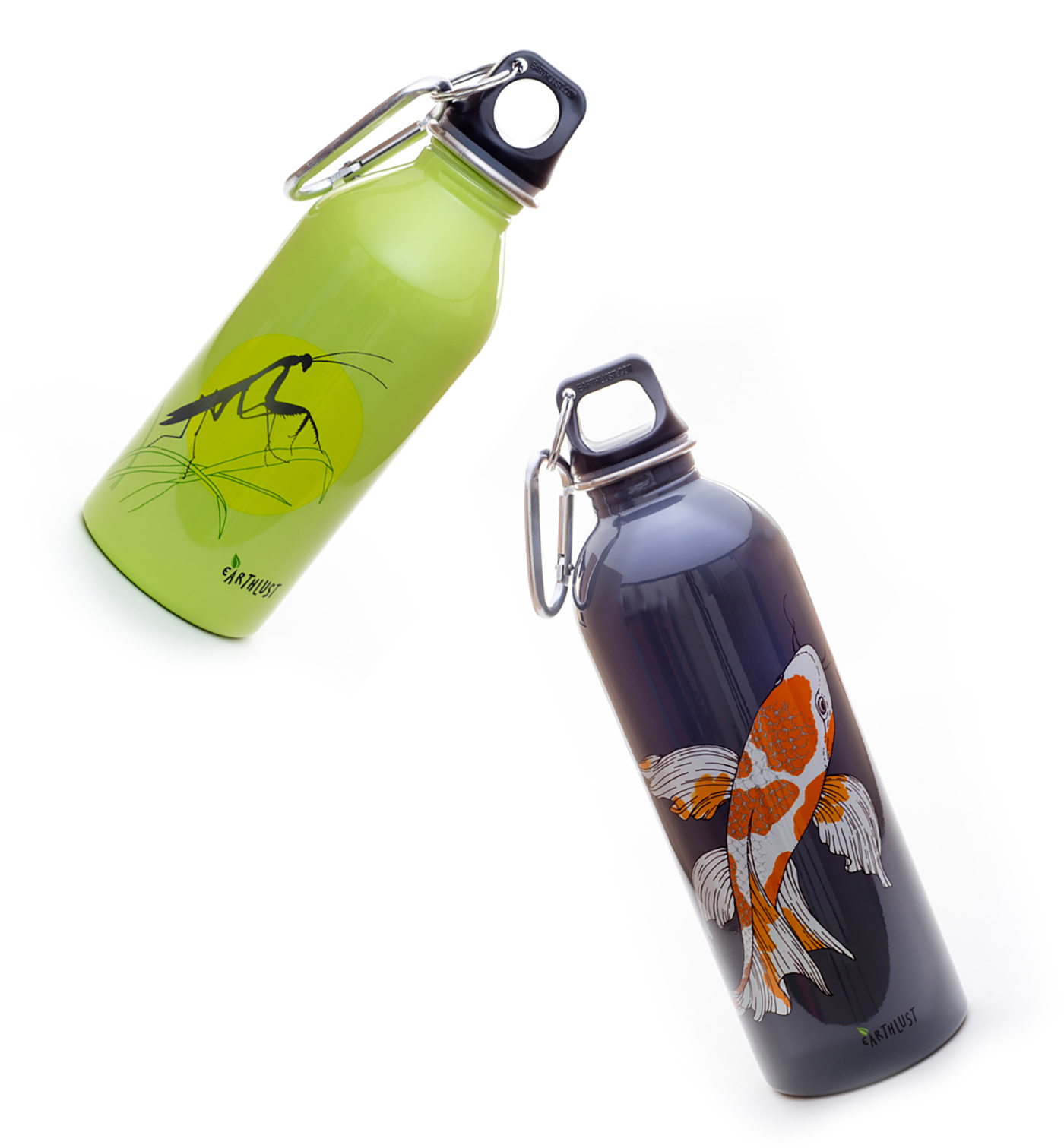 Earth Lust Eco-Friendly Bottles by Yana Beylinson - 02