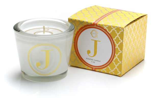 Luxury Candles Packaging by Yana Beylinson - 02