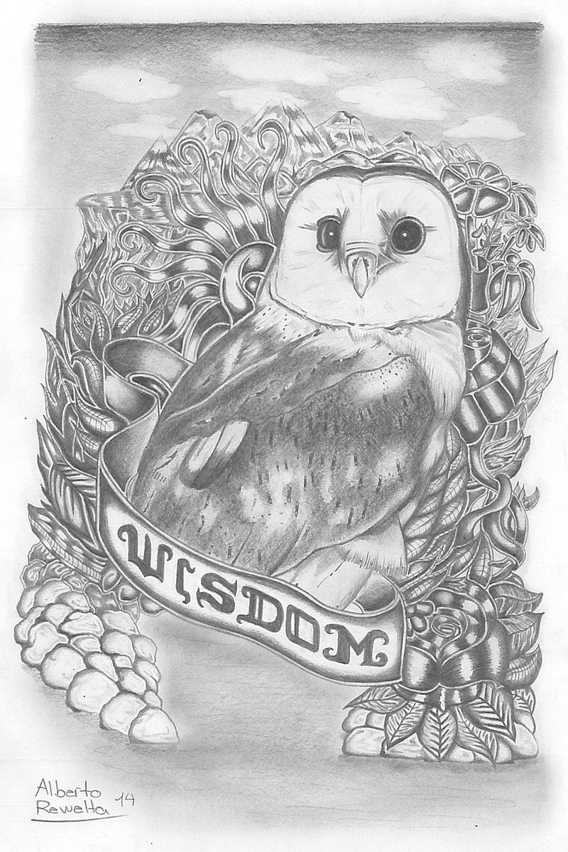 60-Owl Wisdom