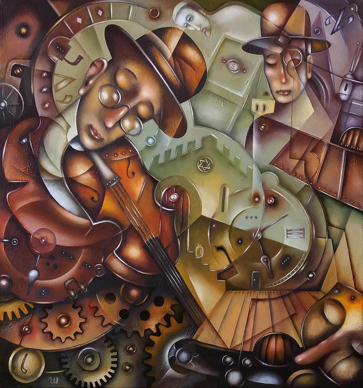 eugene-Ivanov-Oil-painting-04.00_Jewish-Quarter-Time