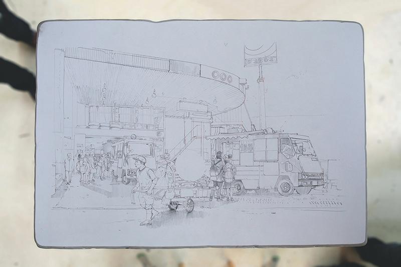 zoer_velvet_street_food_lithographie_CSX_stone_lithograph_urdla_graffiti_process_zoerism_soldart_edition_royx_nicolas_royol_19