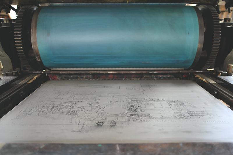 zoer_velvet_street_food_lithographie_CSX_stone_lithograph_urdla_graffiti_process_zoerism_soldart_edition_royx_nicolas_royol_23