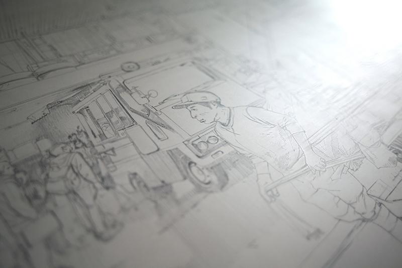 zoer_velvet_street_food_lithographie_CSX_stone_lithograph_urdla_graffiti_process_zoerism_soldart_edition_royx_nicolas_royol_24
