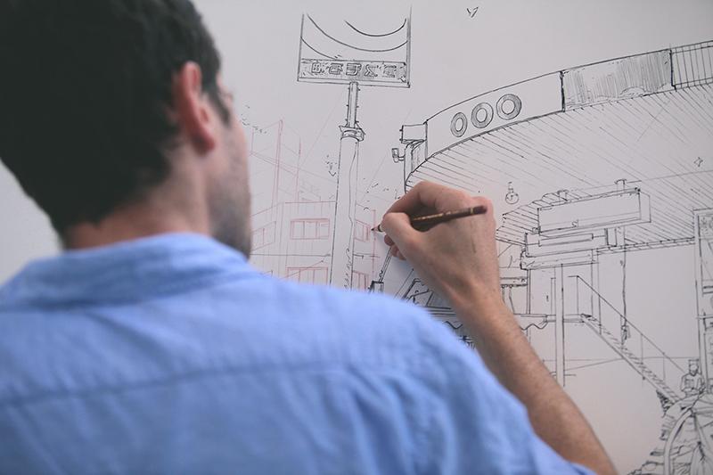 zoer_velvet_street_food_lithographie_CSX_stone_lithograph_urdla_graffiti_process_zoerism_soldart_edition_royx_nicolas_royol_36