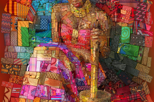 African bricks by Charis Tsevis