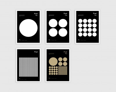 The Humble Pixel Poster Series