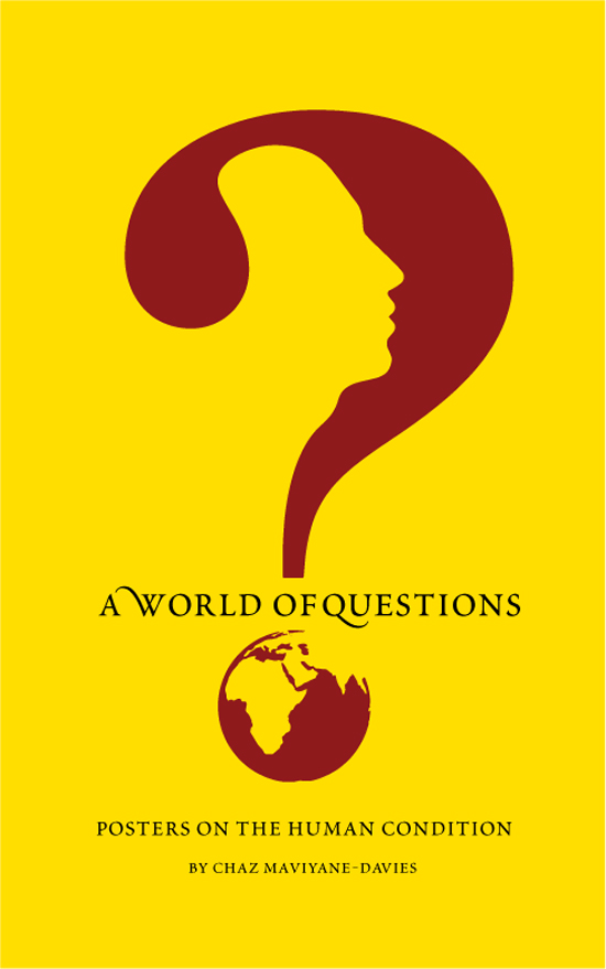 A World of Questions - Cover