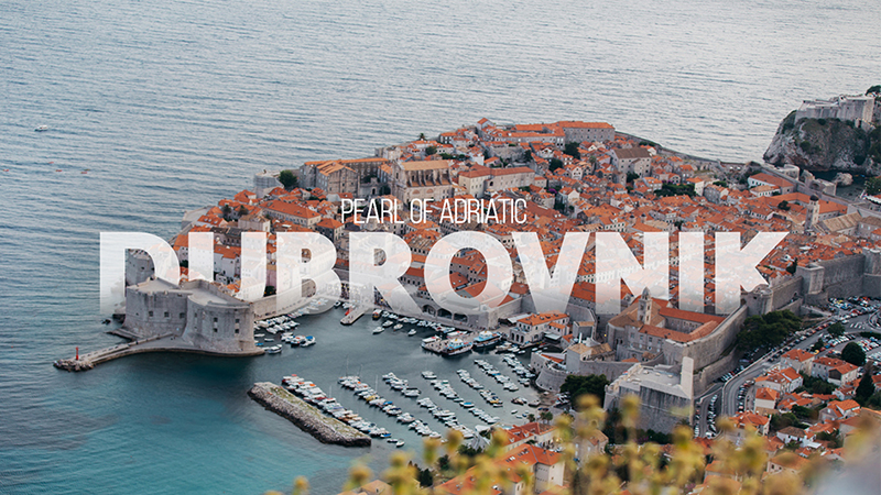 Dubrovnik, the Pearl of Adriatic | Timelapse Film