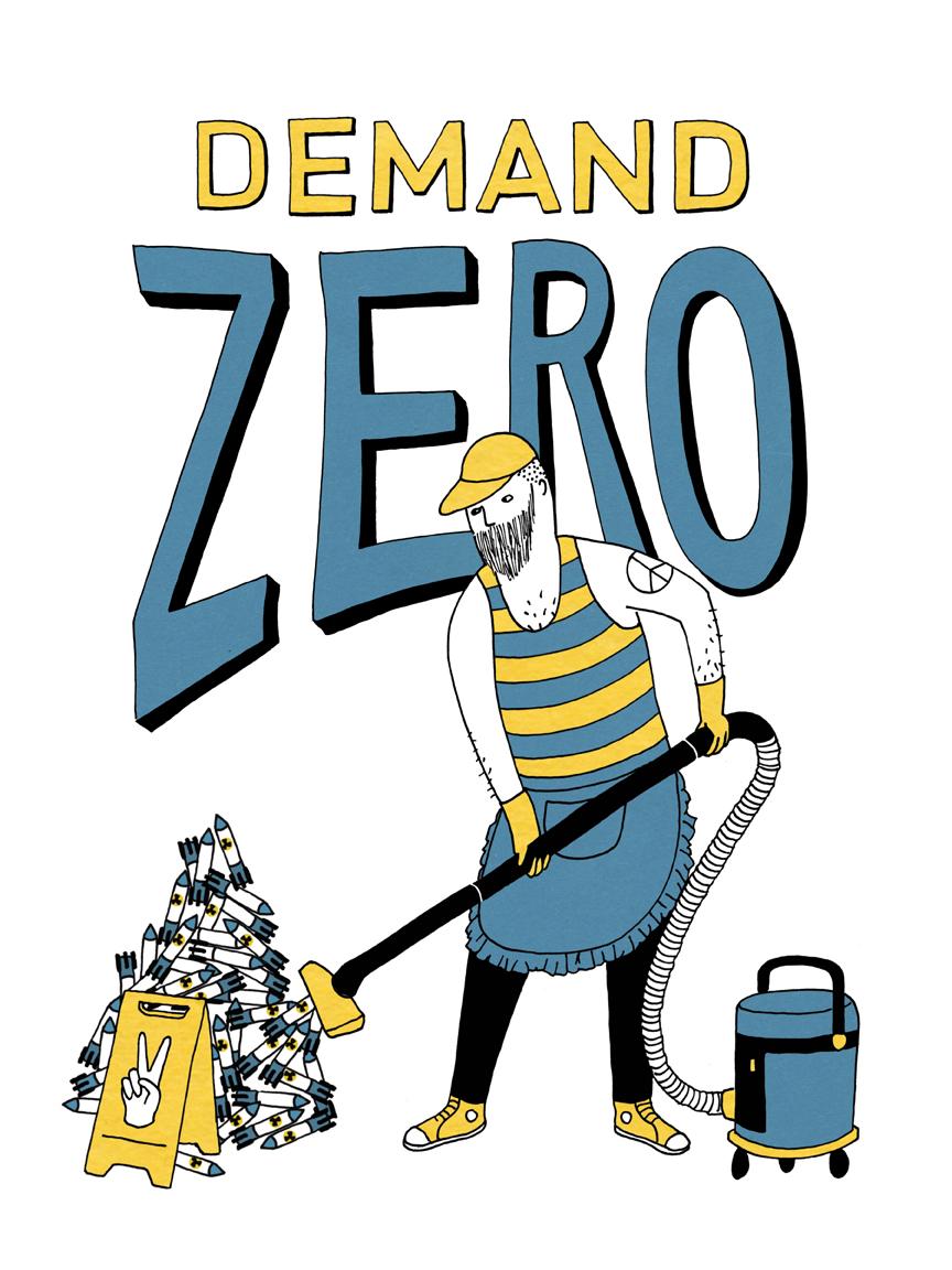 20909 Demand Zero by Naomi Sloman