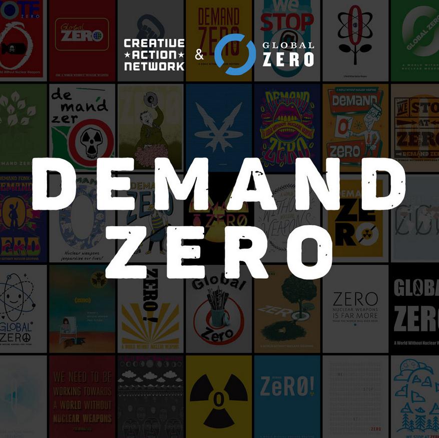 Artists Demand Zero | Poster Call