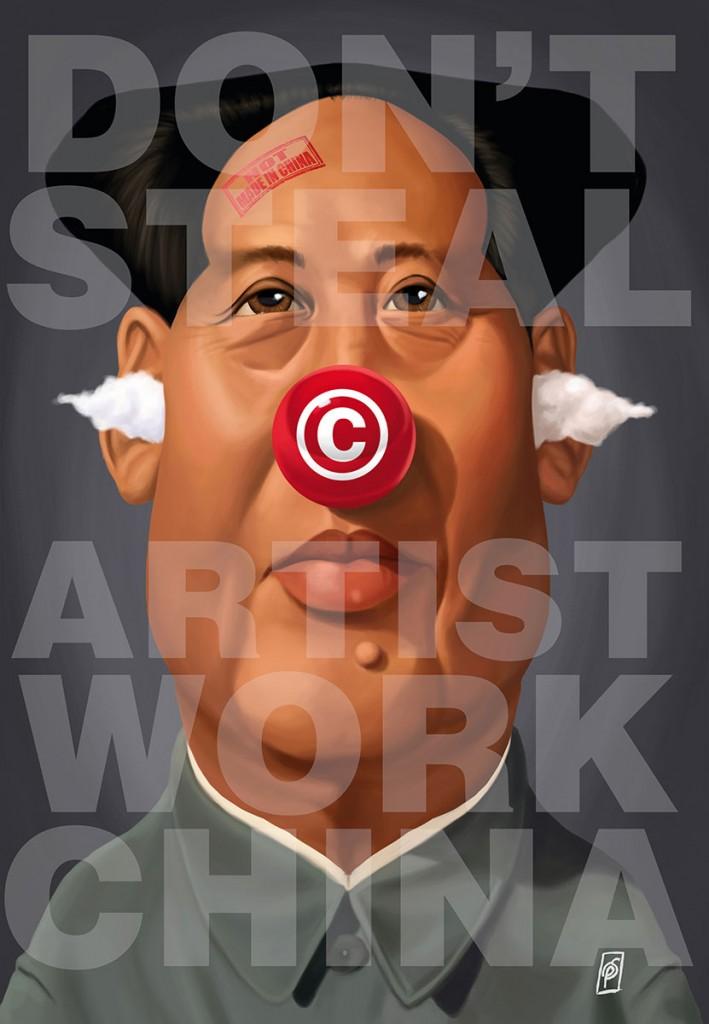 Mao Tse Tung © Rob Snow