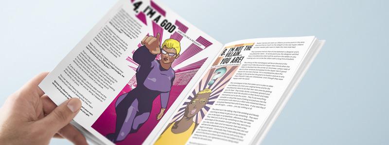 Superheroes, Designers, Supervillains & Clients - Spot potentially troublesome clients