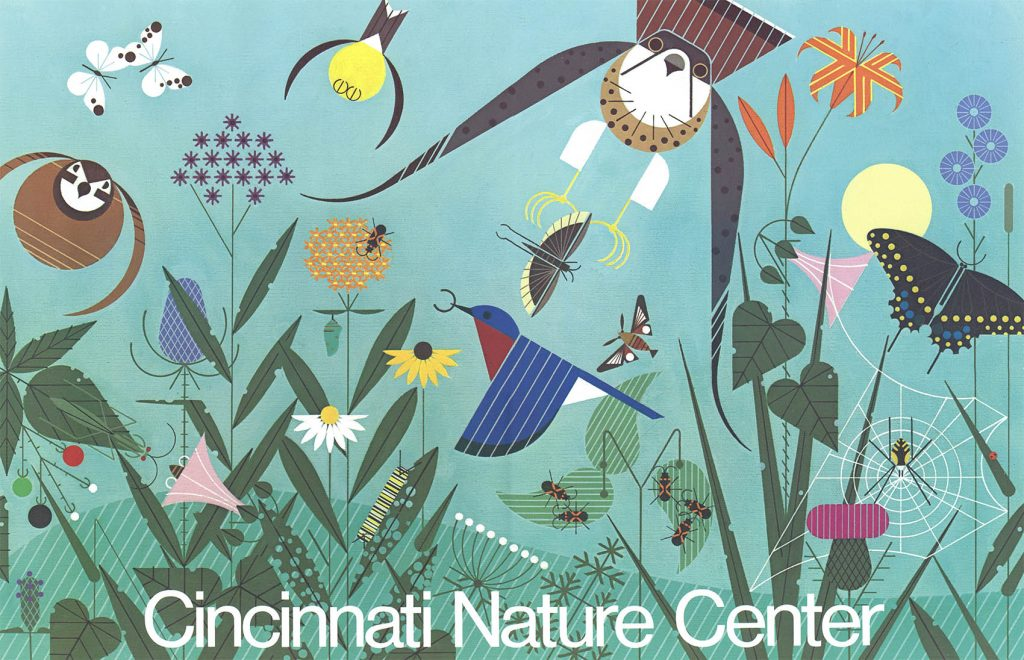 Digging the Past… Charley Harper (1922-2007)