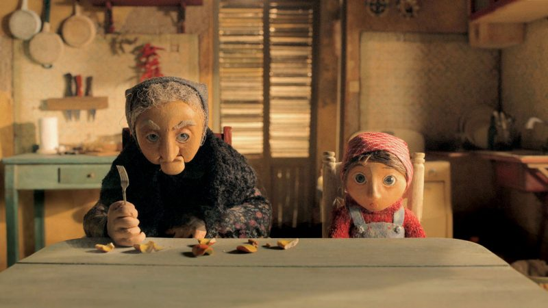2014. My Stuffed Granny. - 70 Years of Greek Animation