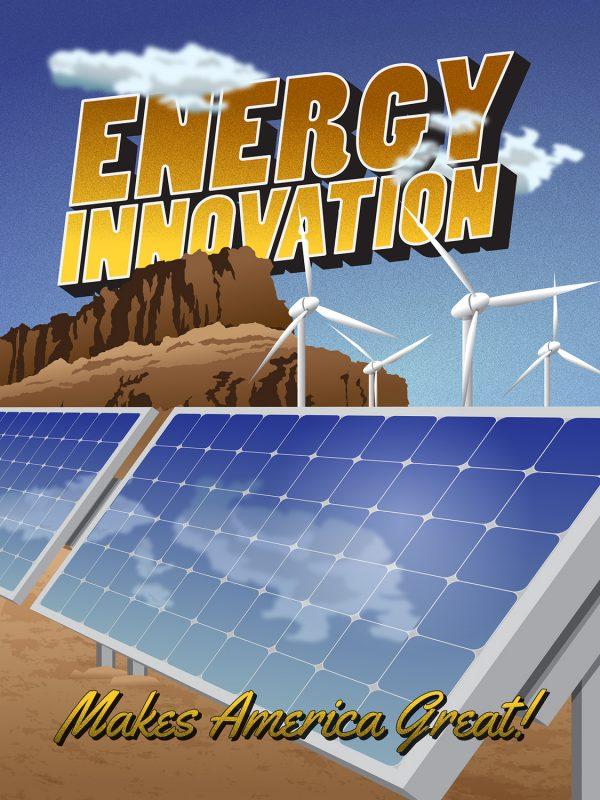 Energy innovation by Samantha Yost