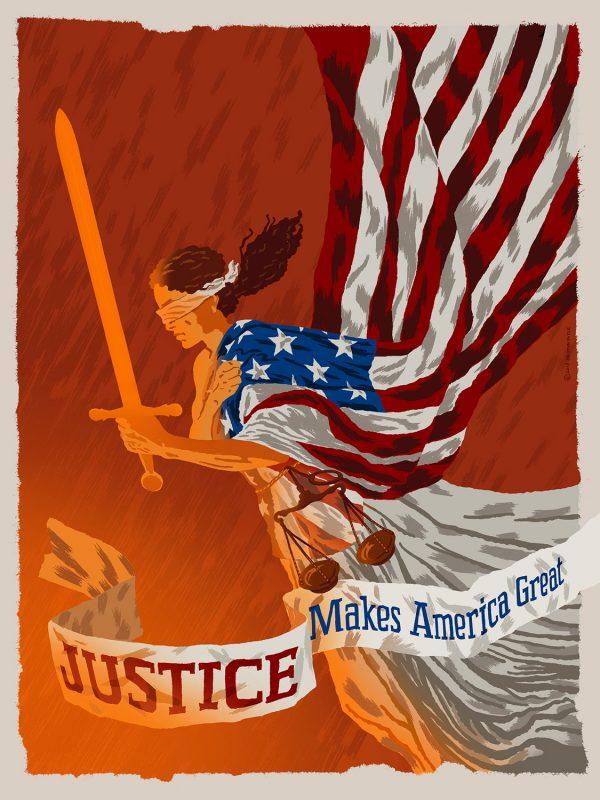 Justice by Brixton Doyle