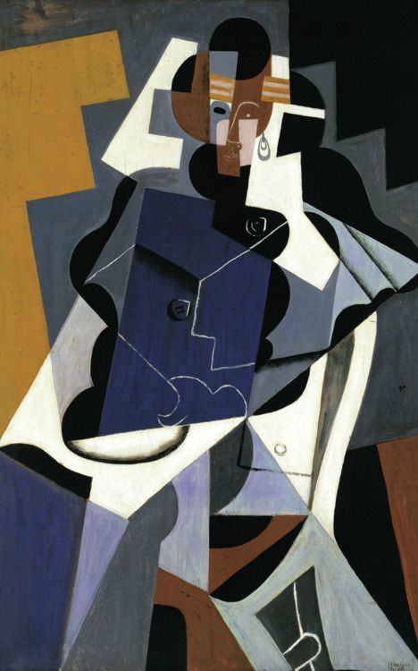 seated-woman-1917