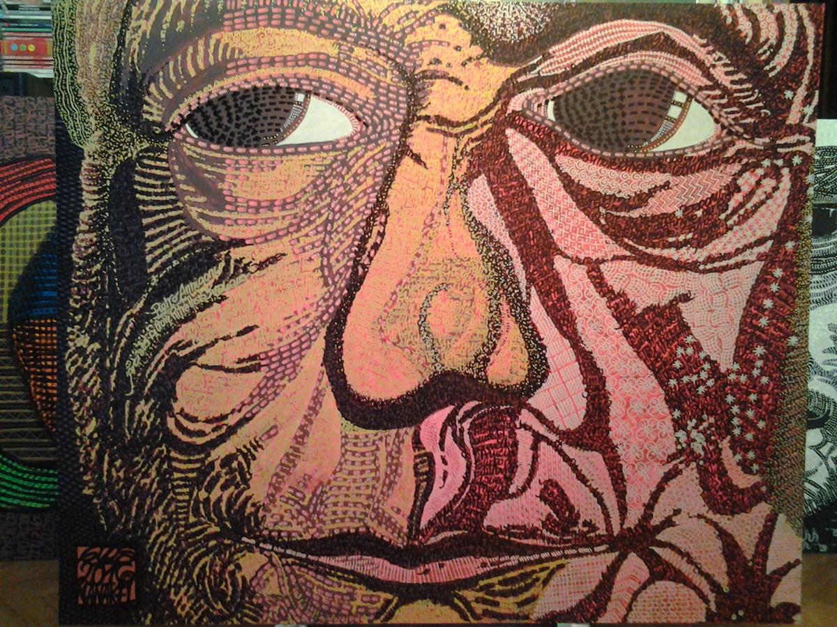 Tribute to Pietro Annigoni, Portraitist, Painter by Gios Manakel